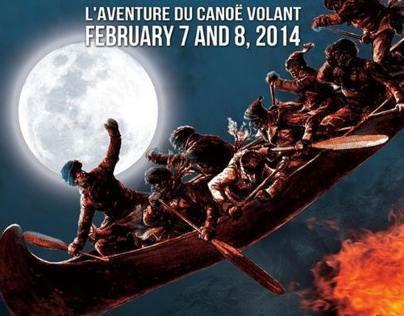 L'Aventure du Canoë Volant
