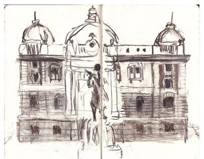 Moleskine Sketches