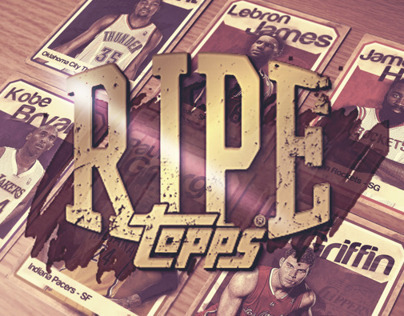 2013-2014 NBA RIPE Basketball Cards