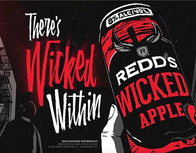 Redd's Wicked Relaunch