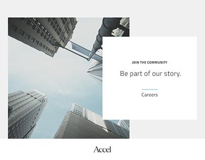 Accel Website