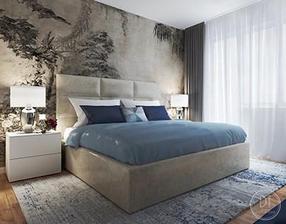 Luxury apartment - Bedroom