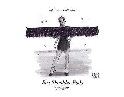 New Yorker Cartoon - Covid Fashion
