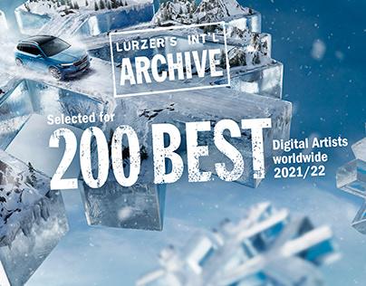 ŠKODA - Drive the winter. Lürzer's Archive 2021-22
