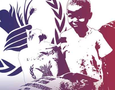 Emergenza : a humanitarian aid graphic design project