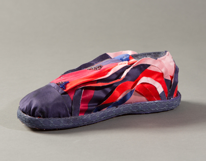 A Shoe Fit for a Princess: Concept Shoe