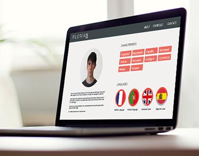 Florian Personal Website