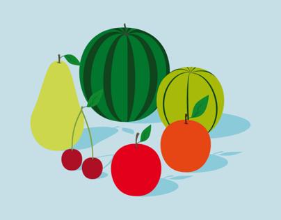 - INSTRUCTION OF FRUIT -