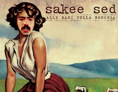 Sakee Sed // Alle basi della Roncola - album cover