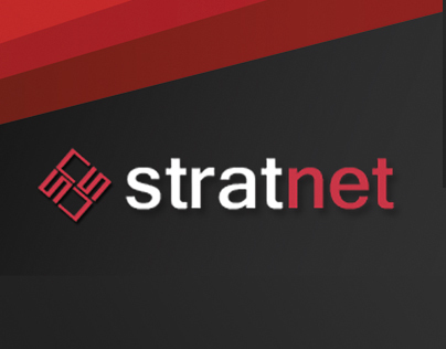 Corporate Identity & Promotional Materials for Stratnet