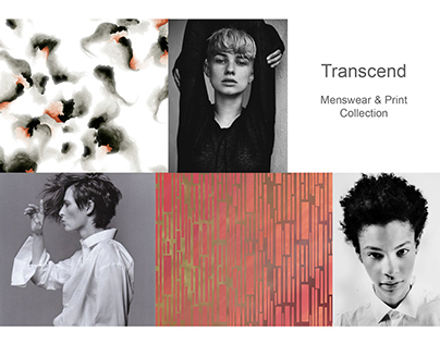 Transcend: Menswear and Print Collection