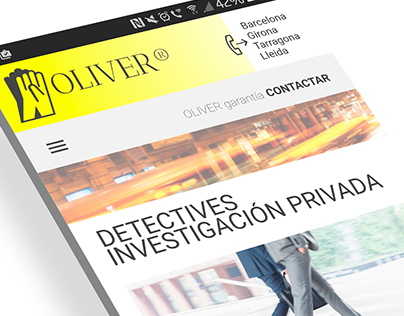 Detectives Oliver