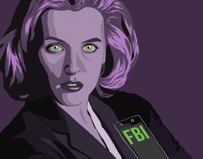 Purple Scully