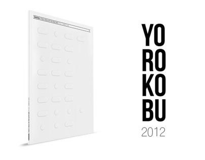 YOROKOBU Cover