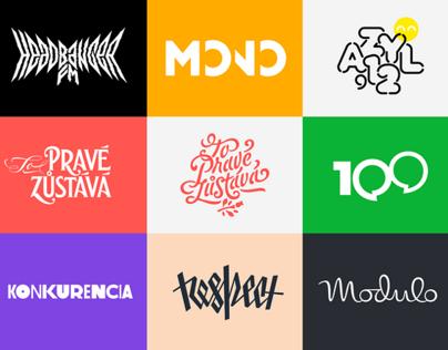Lettering & Logos Vol. 2