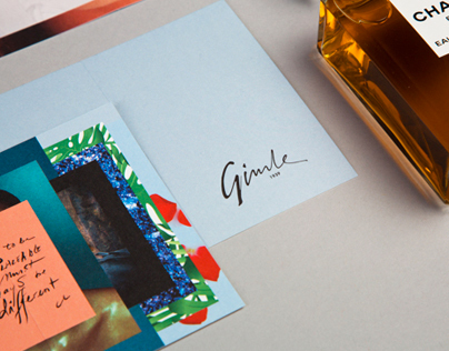 New visual identity for the house of Gimle.