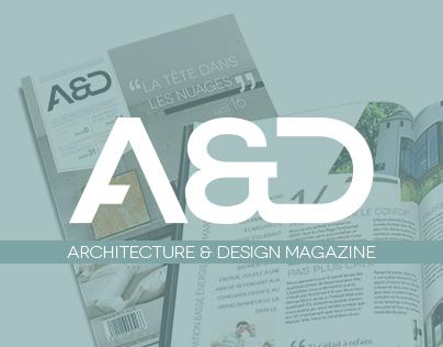 A&D - Magzine