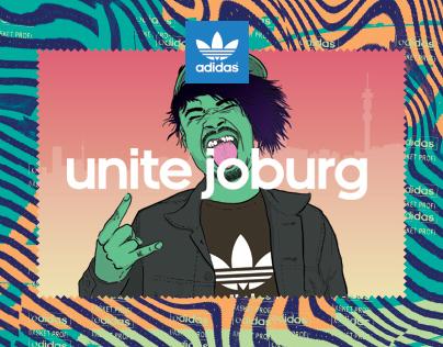 adidas Originals | Unite Joburg
