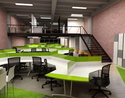 Oficinas SPROUT LOUD / Medellín