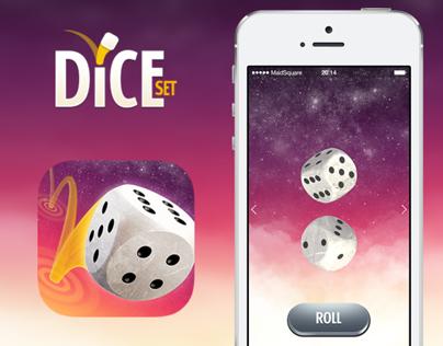 Dice Set iPhone App