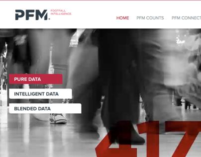Web & Video - PFM Intelligence