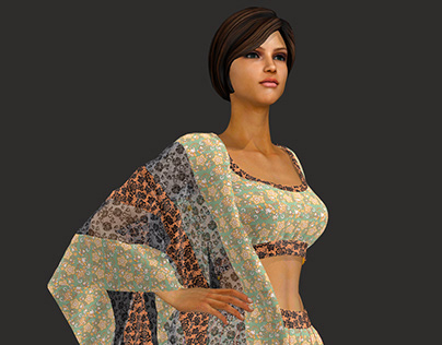 Indian Ethnic-Wear