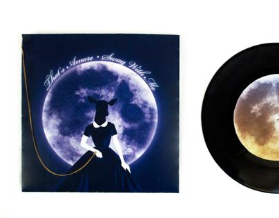 Dean Martin Record Sleeve