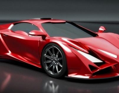 Exona concept car