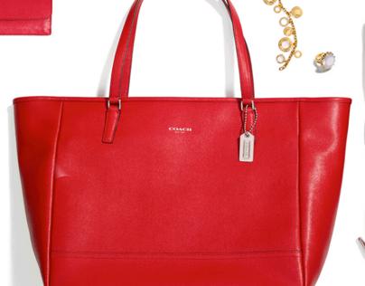COACH // Technical Design // Women's Handbags