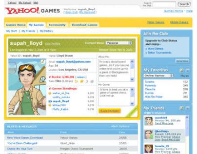 Yahoo! Games 2005