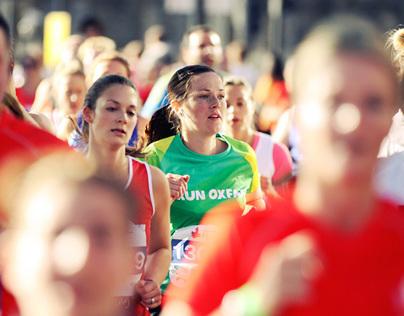 Royal Parks Half Marathon 2013
