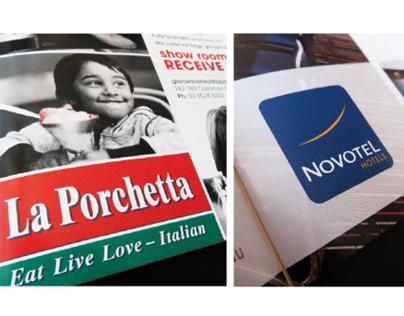 Novotel Hotel and La Porchetta