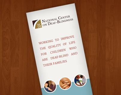 NCDB Brochure Design