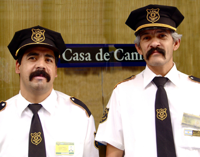 The police in ARGENTINA
