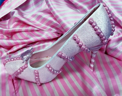 Candy Land Shoes
