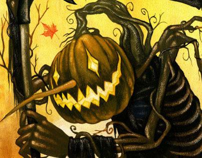 Autumn Harvester