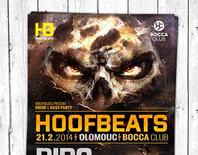Poster HOOFBEATS