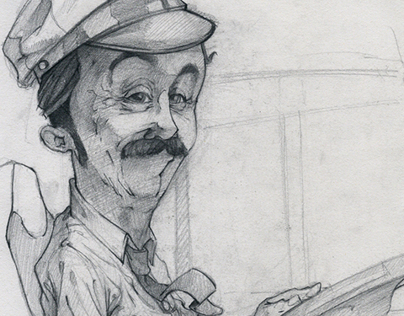 365 sketches - November 2013 - selection