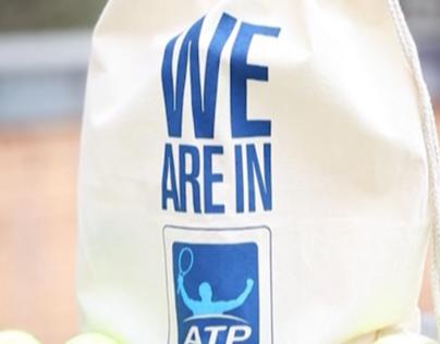 We are in/ Corona ATP Premium Partner