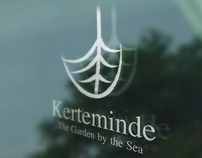 Kerteminde - The Garden by the Sea - Logo and Magazine