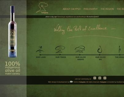 Calypsotree | Handcrafted Website