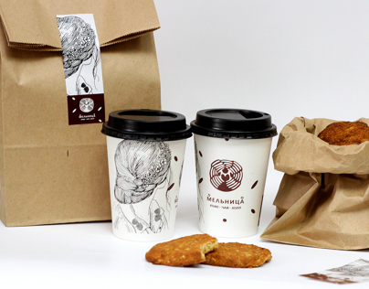 Melnitsa Hall's Packaging
