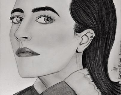 Saoirse Ronan By Me