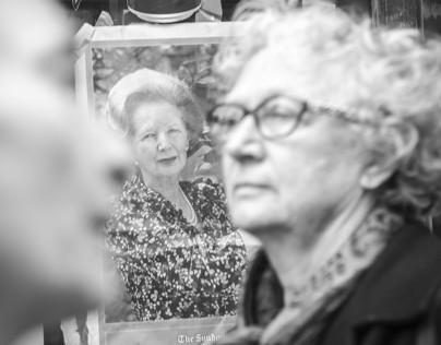 Margareth Thatcher's Funeral