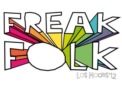 Freak Folk - Diseño de Identidad