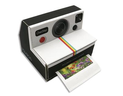Polaroid Film Package