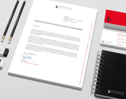Poisongraphics - Corporate identity