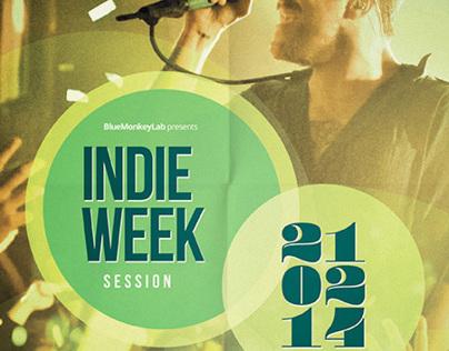 Indie Flyer / Poster 15