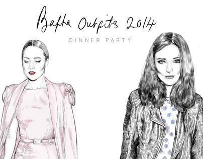 Bafta Outfits