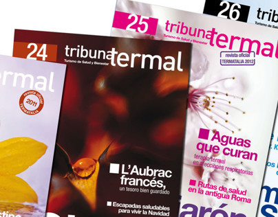 TRIBUNA TERMAL magazine